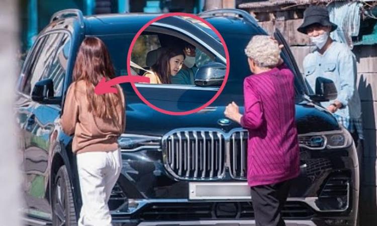 Dispatch comparte fotos que evidencian la relación de Lee Da In con Lee Seung Gi
