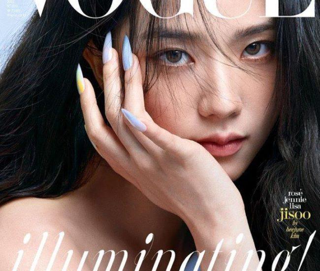 BLACKPINK batiendo récords al aparecer en Vogue Korea