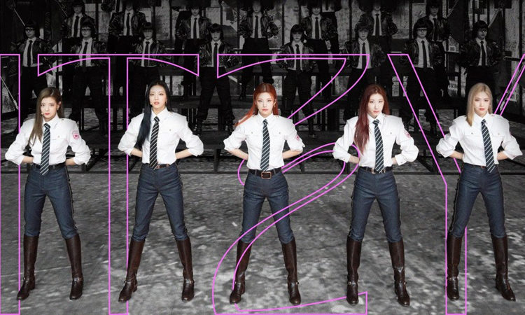ITZY se viste formal para el póster teaser 'ON AIR - COMING SOON' de