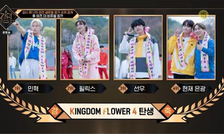 Kingdom Legendary War seleccionan a sus reyes visuales y aquí están los ganadores