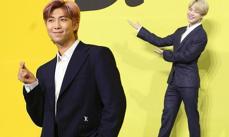 Jimin y RM de BTS revelan el tema del que han estado hablando la mayor parte del tiempo