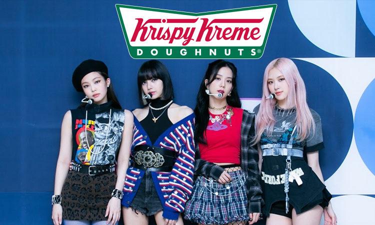 ¿Krispy Kreme realizara una dona especial de BLACKPINK?