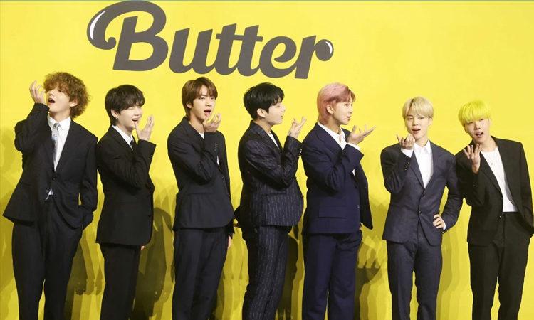 ARMY les encanta la distribución de líneas en Butter de BTS