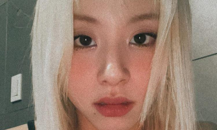 Chaeyoung de TWICE revela un nuevo tatuaje y ONCE se están volviendo locos