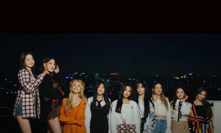 fromis_9 presenta el video conceptual para el comeback '9 Way Ticket'