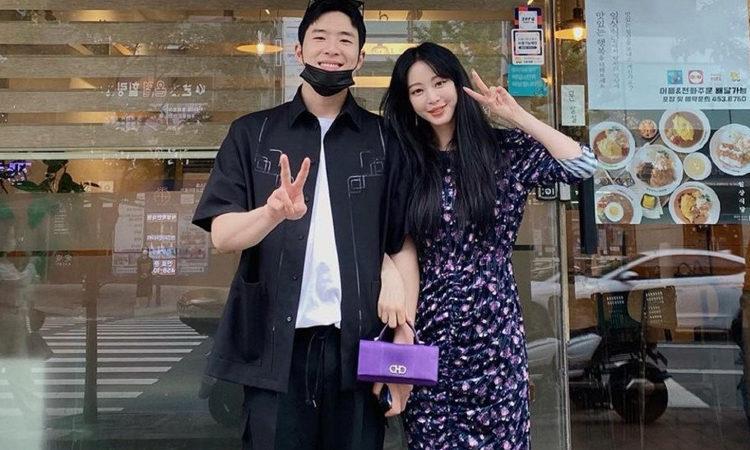 Han Ye Seul nega os rumores de que seu namorado costumava ser um acompanhante masculino