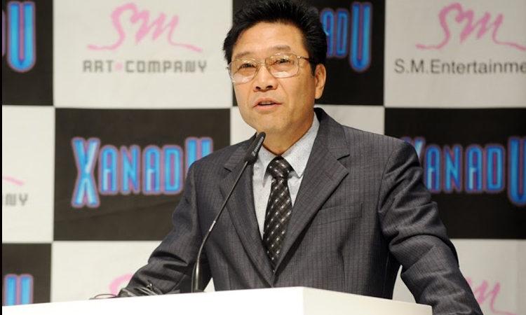 SM Entertainment publica una declaración sobre las ventas de las acciones de Lee Soo Man