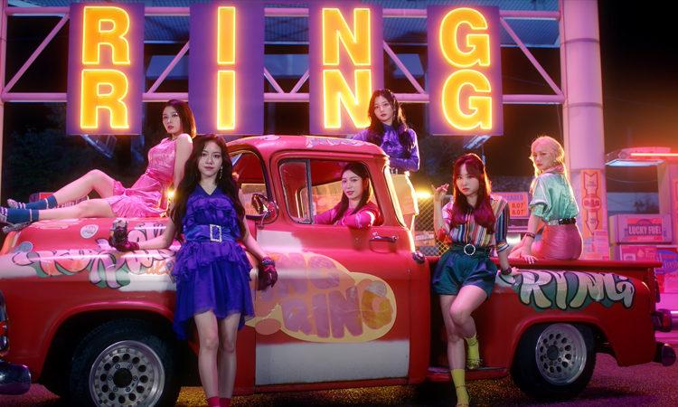Rocket Punch disfruta de una noche retro en el MV teaser de Ring Ring