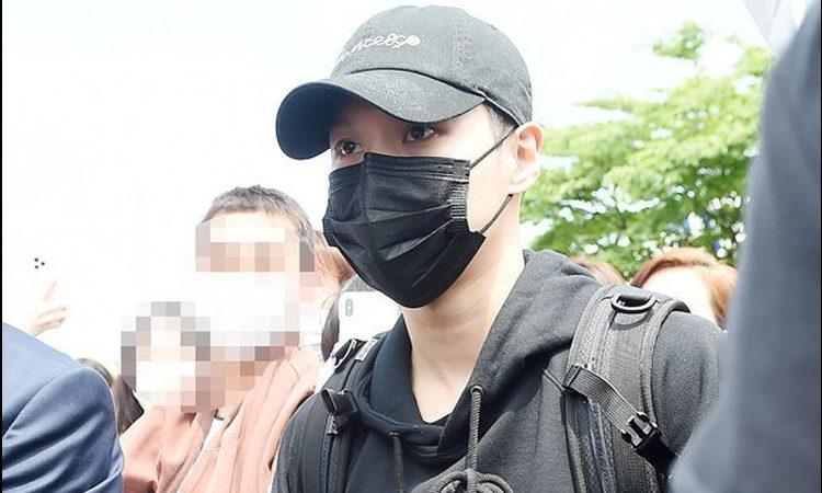 Taemin de SHINee se va a cumplir su servicio militar