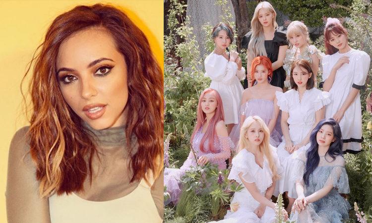 La integrante de Little Mix, Jade Thirwell, es confirmada como la co-escritoras de la nueva canción de TWICE,