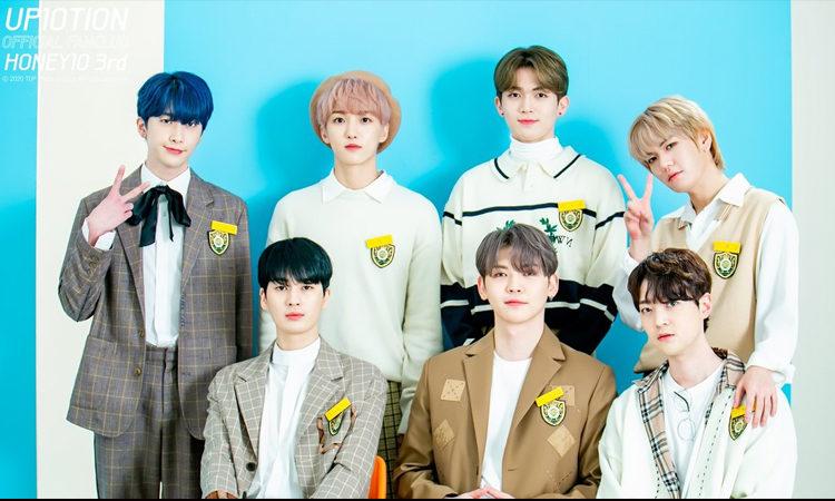 UP10TION nos adelanta un posible comeback para junio