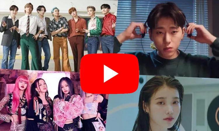 Idols coreanos están perdiendo dinero por supuesto error en YouTube