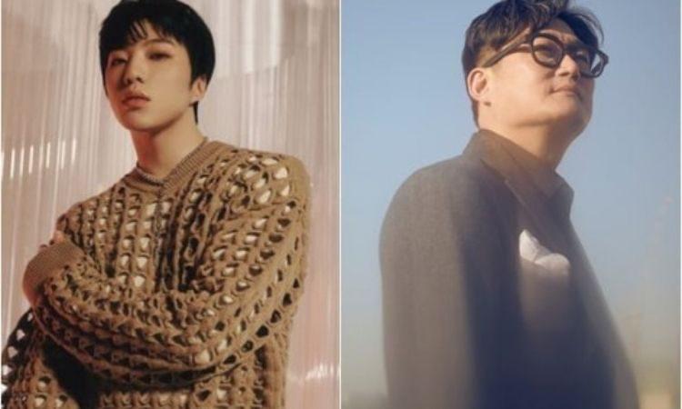 Kang Seungyoon de Winner y Kim Hyun Chul