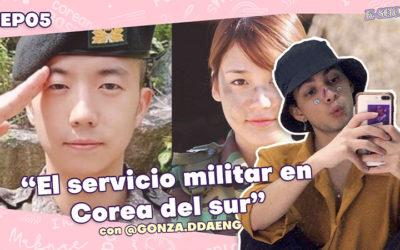 """K-SHOW EP05: """"El servicio militar en Corea del Sur"""" + 'Ley BTS' con @Gonza.ddaeng"""