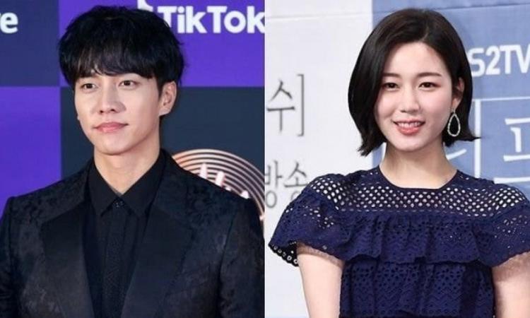 Nueva agencia deLee Seung Gi emite declaración sobre su relación con Lee Da In