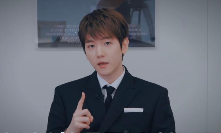Baekhyun de EXO publicará contenido nuevo a pesar de estar en el servicio militar