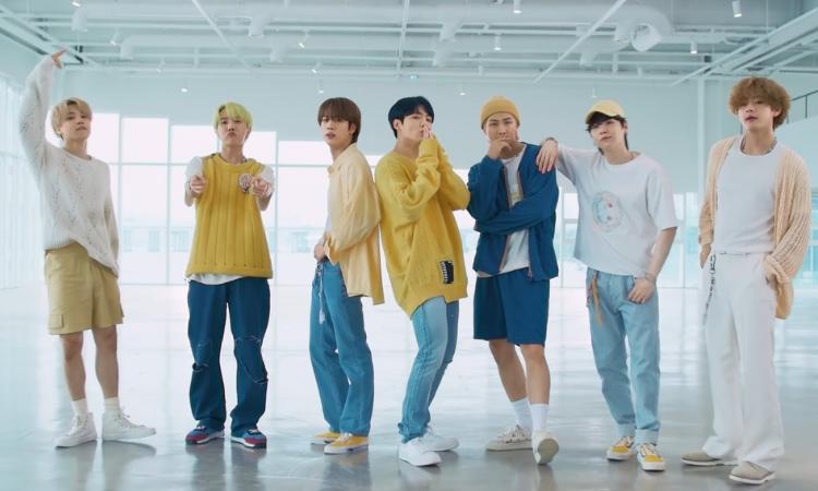 BTS lanza un vídeo performance especial para 'Butter'