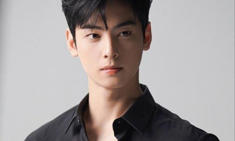 Cha Eun Woo de ASTRO corta radicalmente su cabello por su personaje en 'Decibel'