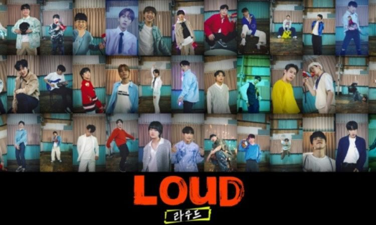 Concursantes de LOUD