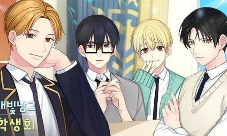 BL webtoon 'Behind The Desks - Love is Addiction' para ser adaptado em um k-drama