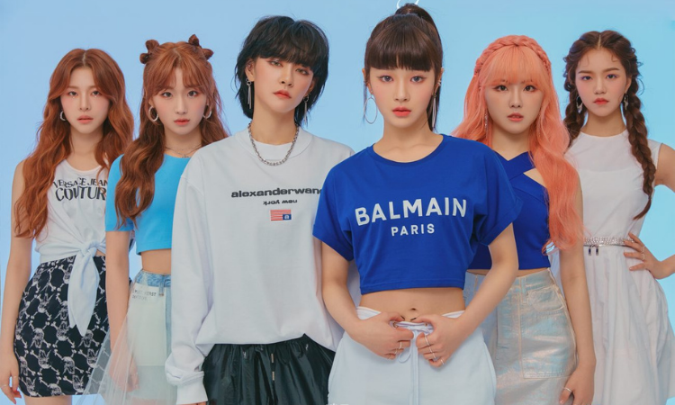 GWSN comparte lista de canciones para 'The Other Side of the Moon'