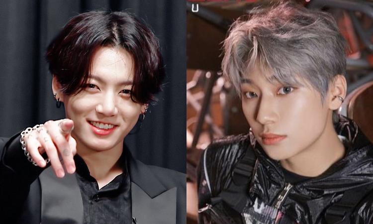 Wooju de BLITZERS revela que Jungkook de BTS es su modelo a seguir