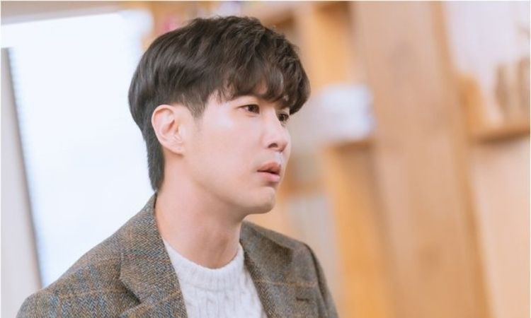 Actor Kim Ji Seok