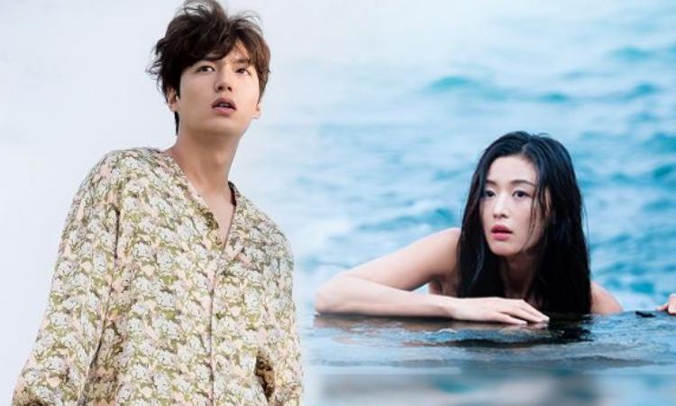 Revive una historia de fantasía con 'Legend of the Blue Sea' de Lee Min Ho
