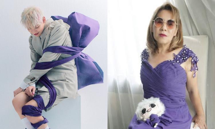 Madre de BamBam de GOT7 promociona el lanzamiento de 'riBBon' de la manera más divertida