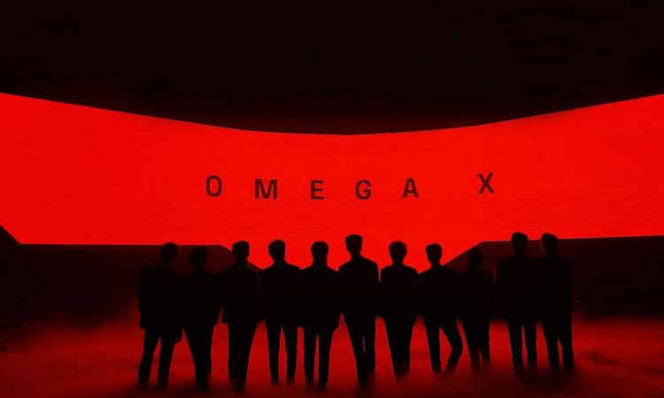 El grupo novato de K-Pop 'Omega X' firma un memorando de entendimiento con DDB Korea