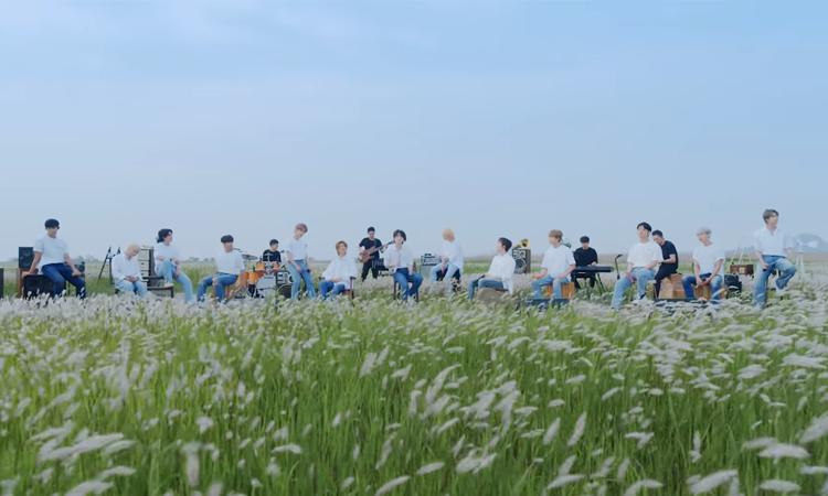SEVENTEEN lanza un MV especial por su sexto aniversario