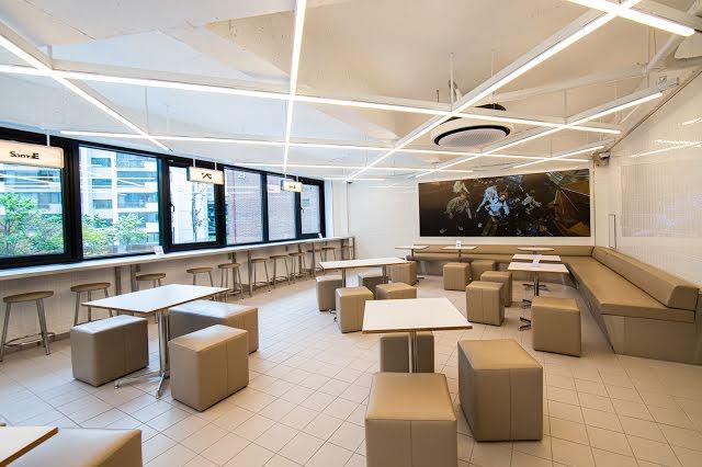 YG Entertainment presenta su espacio mejorado para fanáticos en su nuevo edificio