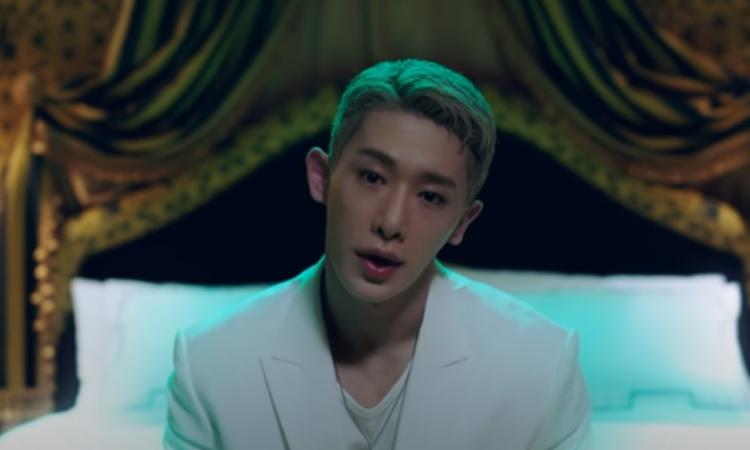 Wonho estrena el MV de 'Ain't About You' ft. Kiiara