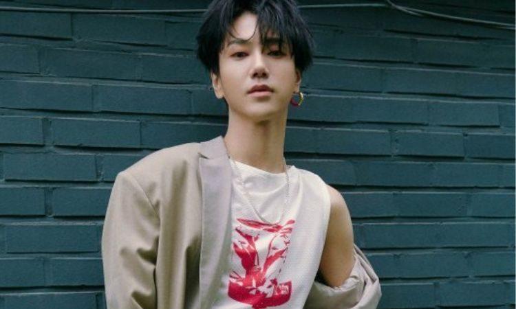 Yesung de Super Junior para la revista The Star
