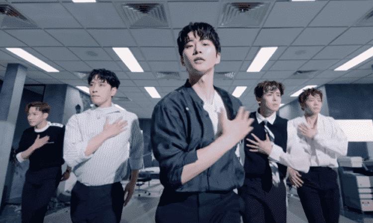 2PM nos conquista con su encanto fatal en el MV de 'Make It'
