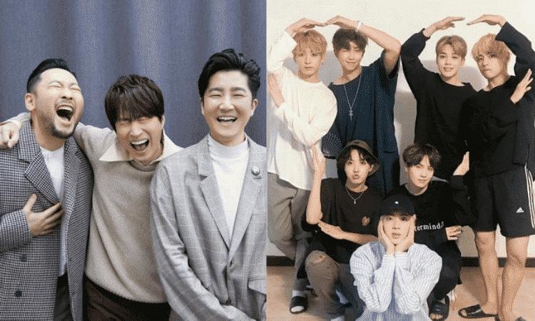 Epik High agradece a BTS por promocionar su canción 'Rain Song'