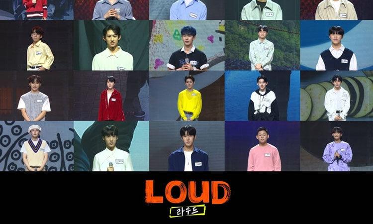 Estos son los 35 participantes que pasaron a la ronda 2 para LOUD de JYP y P NATION