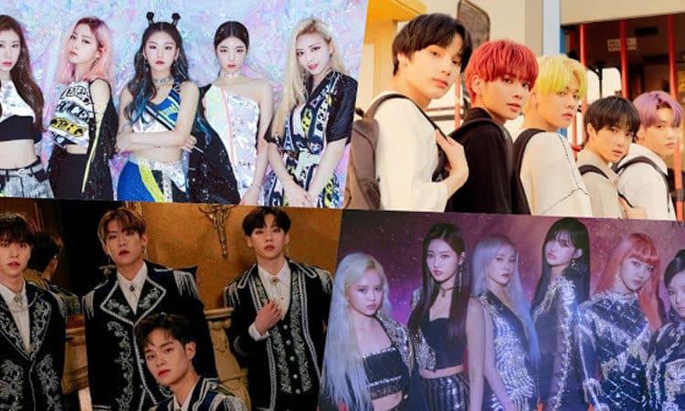Media Outlet selecciona 3 grupos de ídolos que representan la cuarta generación del K-Pop