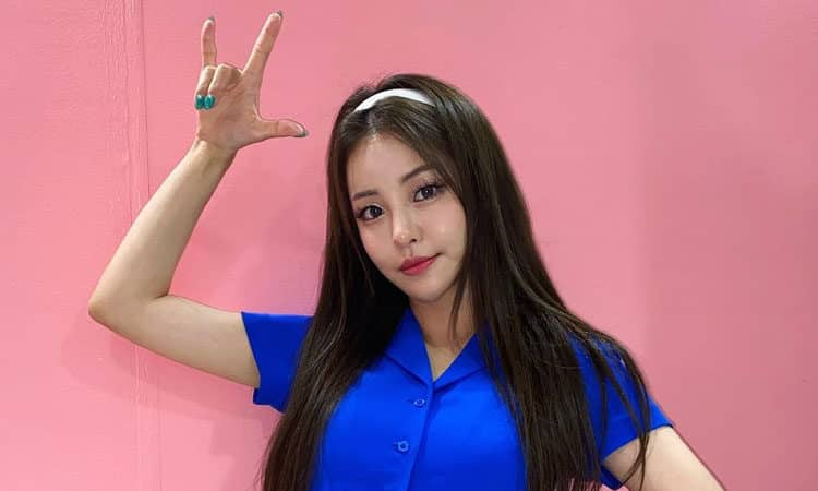 Yujeong de Brave Girls utilizara su primer pago para pagar los préstamos escolares