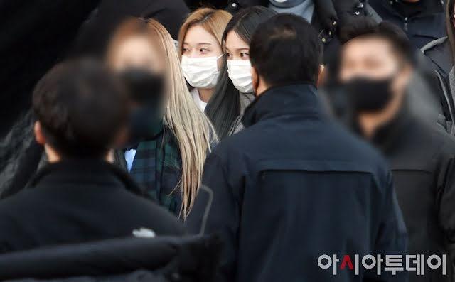 Medios coreanos bajo fuego por cortar y difuminar Giselle de aespa en fotos
