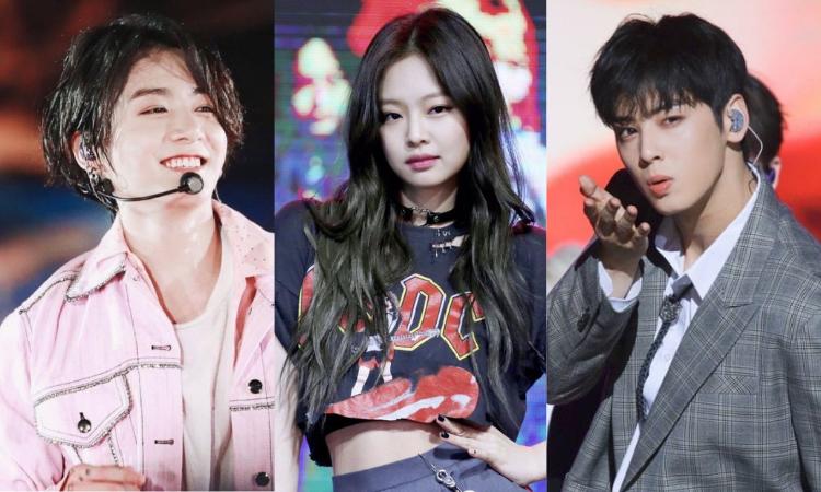 Estos son los idols K-pop más queridos en Corea del Sur durante los últimos tres años