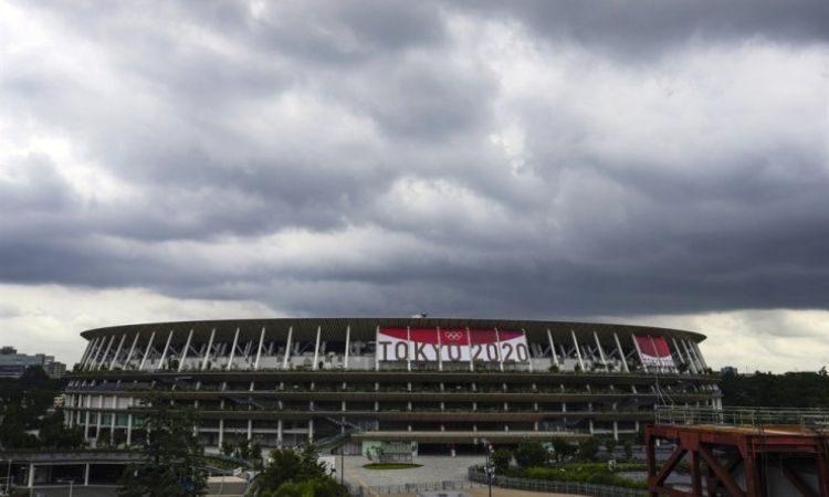 Estadio Nacional en Tokio