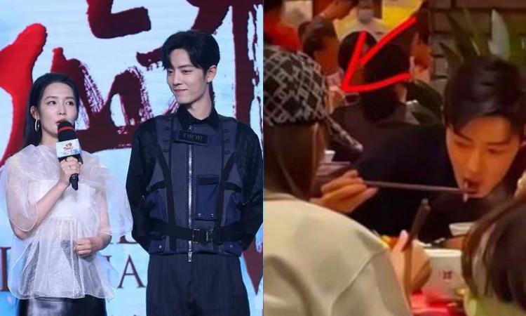 Surgen rumores de relación entre Xiao Zhan y Li Qin, ¿Qué está pasando realmente?