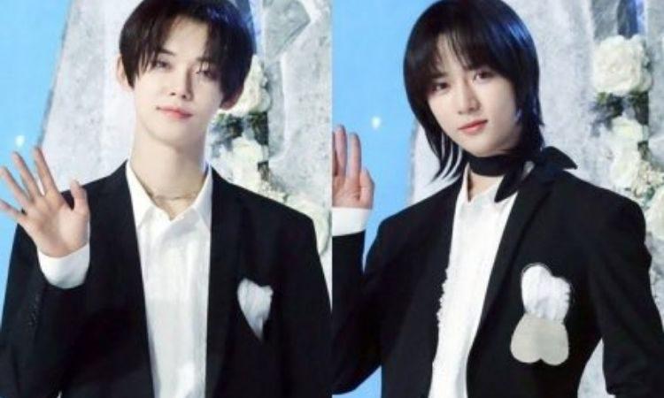 Yeonjun y Beomgyu de TXT