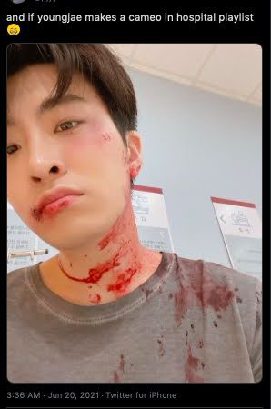 RUMORES: Youngjae de GOT7 estará en el dorama Hospital Playlist