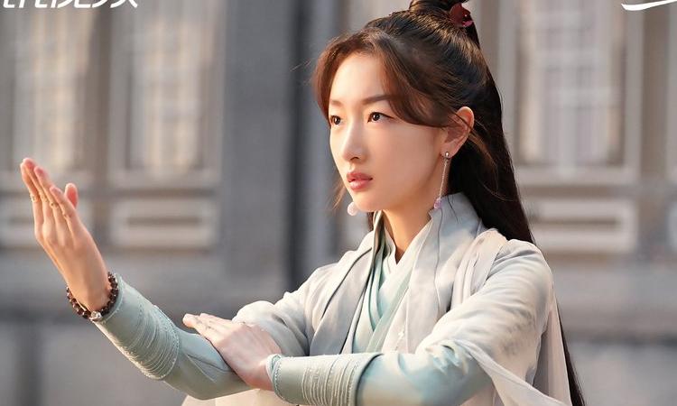 Productor de 'Ancient Love Poetry' responde a aquellos que llaman a Zhou Dongyu