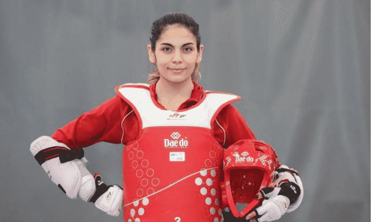 Fernanda Aguirre, juegos olímpicos