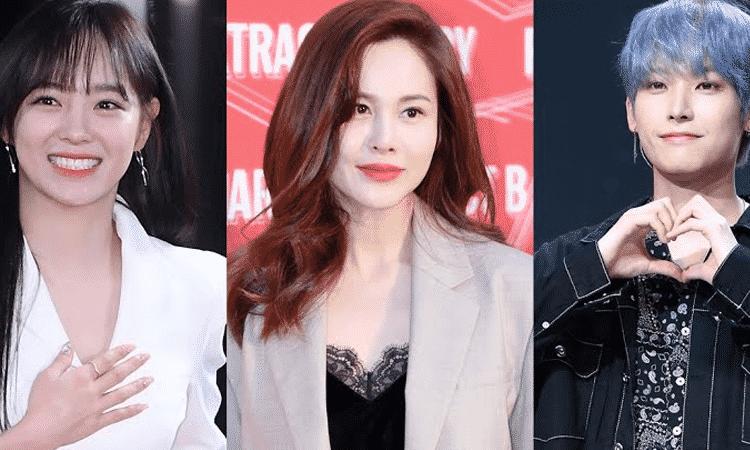 Inseong de SF9, Kim Sejeong e Ivy reciben sus resultados de COVID-19