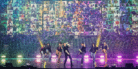 BTS popularidad