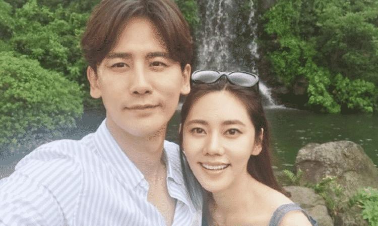 Revelan fotos deYu Xiaoguang, esposo de la actriz Choo Ja Hyun, con otra mujer